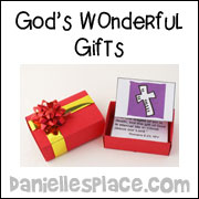 Decorate Gift Boxes