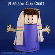 Pharisee Cup Doll