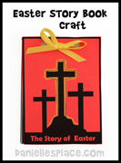 Easter Story Book Craft
