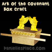 Ark of the Covenant Box Craft