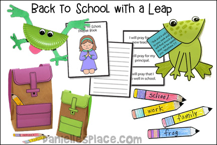 Back to School with a Leap - Younger Children