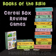 Books of the Bible Review Game