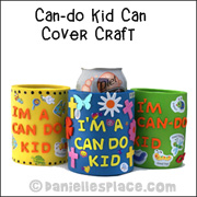 Can Do Can Cover Craft