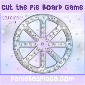 Cut the Pie Review Game