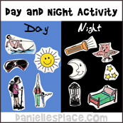 Night and Day Pictures