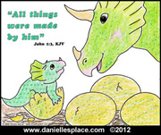 """All Things Were Made by Him"" Activity Sheet"