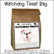 Watchdog Treat Bag