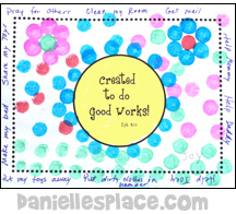 Make Pictures Using Dotters