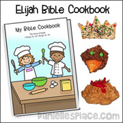 Bible Cookbook with Recipes