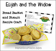 Decorate a Napkin to Place in a Breadbasket