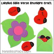 Ladybug Stationery and Cards