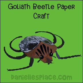 Bug Club - Goliath Beetle