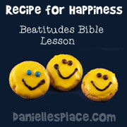 Decorate Happy Face Cookies