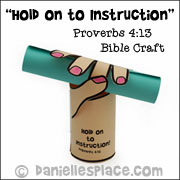 Hold Onto Instruction Craft