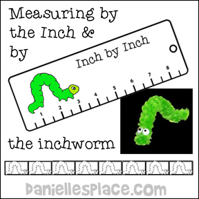 Inchworm Measuring Activities