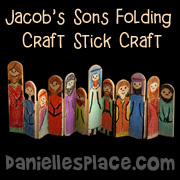 Jacobs Sons Craft Stick Craft