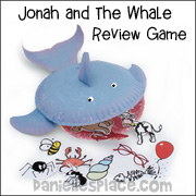Jonah and the Whale Review Game