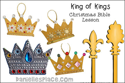 King of Kings Christmas Lesson - Younger