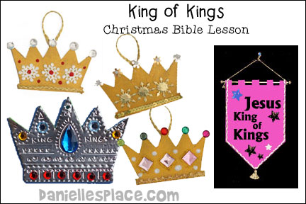 King of Kings Bible Lesson