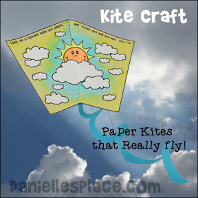 Four Bible Verse Kites