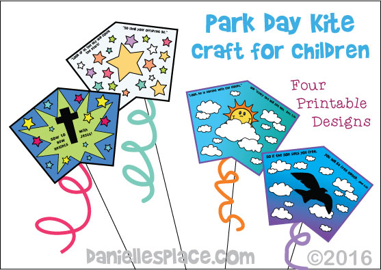 Four Kite patterns