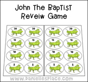 John the Baptist Review Game