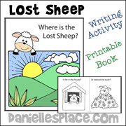 Lost Sheep Writing Activity