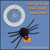 """""""Everything God has Made is Good"""" Spider and Spider Web"""