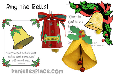 Ring the Bells Bible Lesson