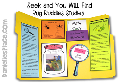 Bug Buddies Study - Seek and You Will Find