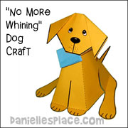 Standup Dog Craft