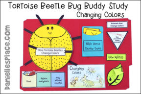 Tortoise Beetle Bug Buddy
