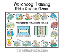 Watchdog Training Game Picture