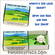 Where's the Lost Sheep