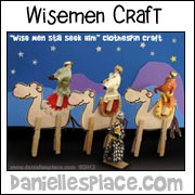 """Wise Men Still Seek Him"" Display"