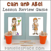 Cain and Avel Lesson Review Game