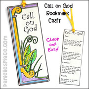 Call on God Bookmarks