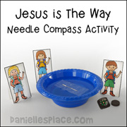 Needle Compass Activity