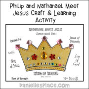Jesus Crown Craft 2