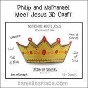 Jesus Crown Craft 1