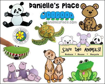 Danielle's Place (Thousands of Crafts and Learning Activities for  Home School, Preschools, and Elementary Children)
