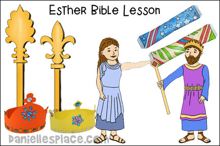 Esther Bible Lesson