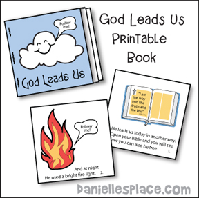 God Leads Us Book