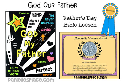 God Our Father Bible Lesson