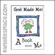 God Made Me a Book about Me