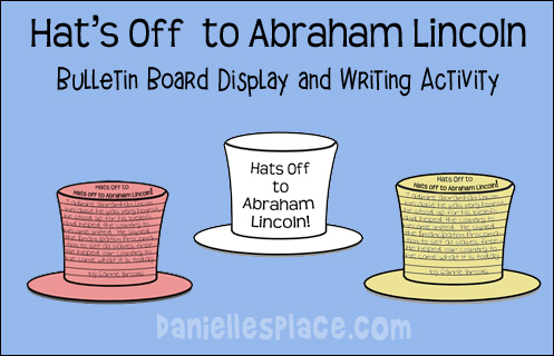 Hats off to Abraham Lincoln Hat Patterns