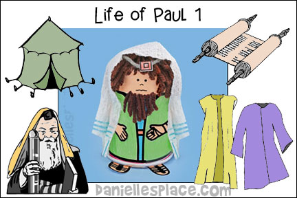 Life of Paul 1 - Bible Lesson