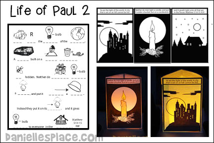 Life of Paul 2 - Bible Lesson