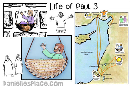 Life of Paul 3 - Bible Lesson