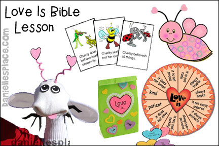 Love Is Bible Lesson